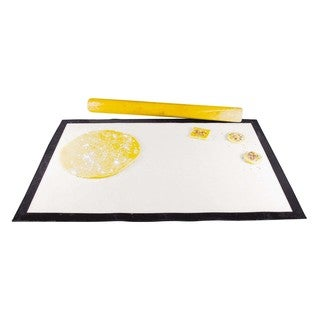 Paderno Nonstick Silicone 25x17-inch Pastry Mat