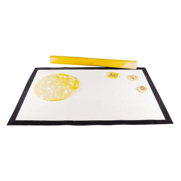 Paderno nonstick silicone 25x17 inch pastry mat free for Art cuisine cookware reviews