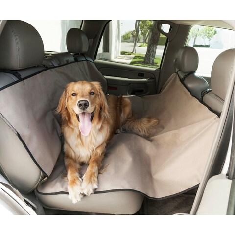 Universal Waterproof Hammock-style Adjustable Back Seat Cover