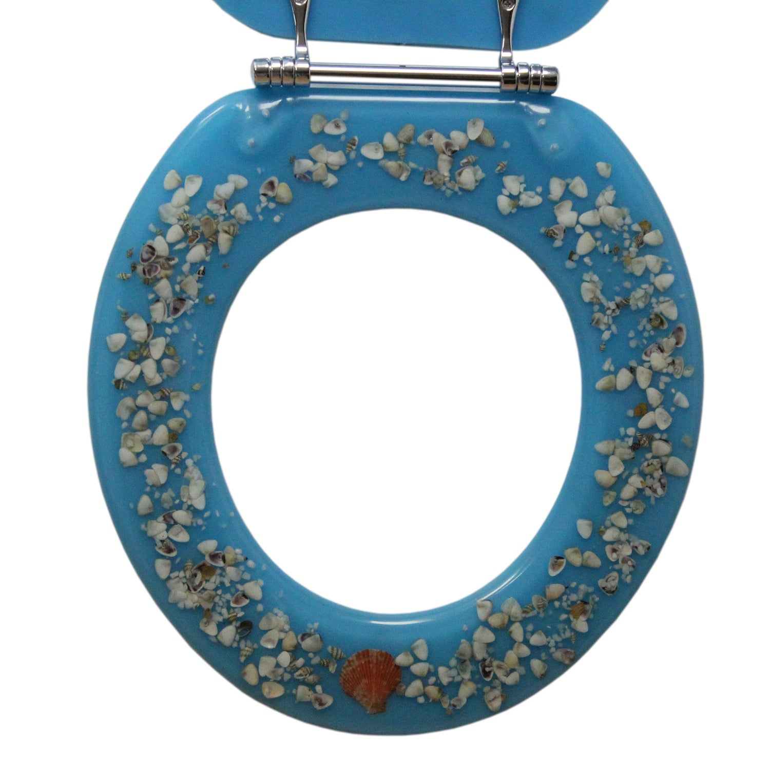 Trimmer Polyresin Toilet Seat Overstock 3450298