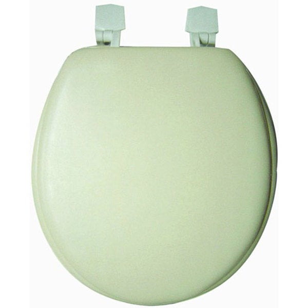 Trimmer Solid Soft Bone Toilet Seat