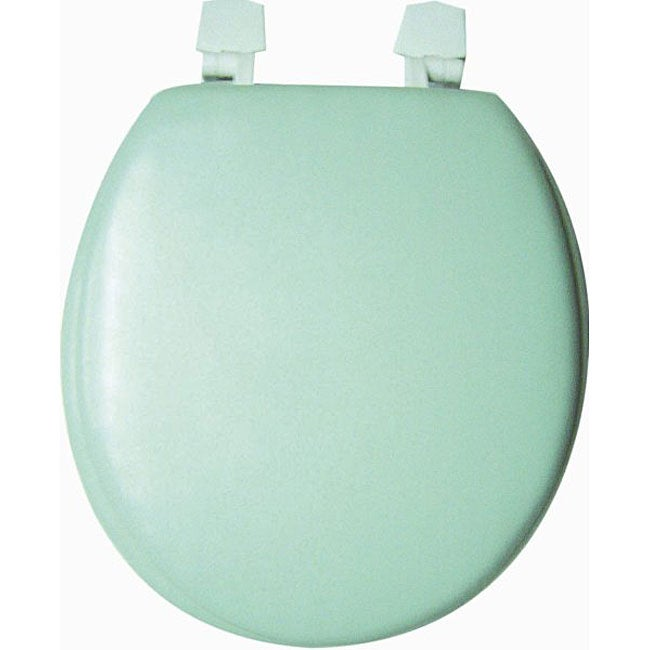 Trimmer Solid Soft Lake Green Toilet Seat