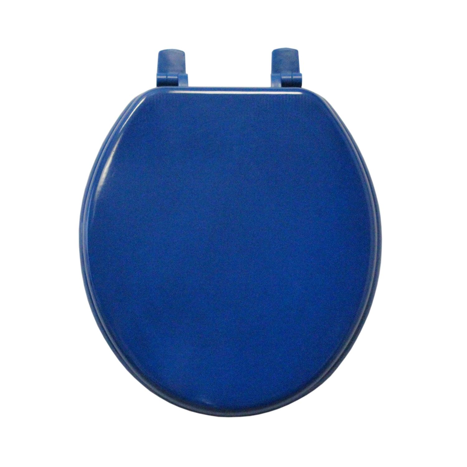 Trimmer Molded Wood Solid Seats Blue