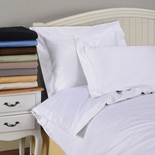 Superior Egyptian Cotton 1500 Thread Count 3 Piece Duvet Cover Set