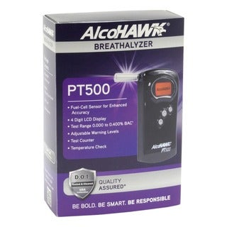 Alcohawk PT500GB Digital Breath Alcohol (Tester)