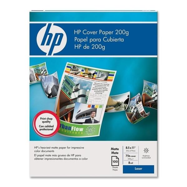 HP Premium Cover Paper