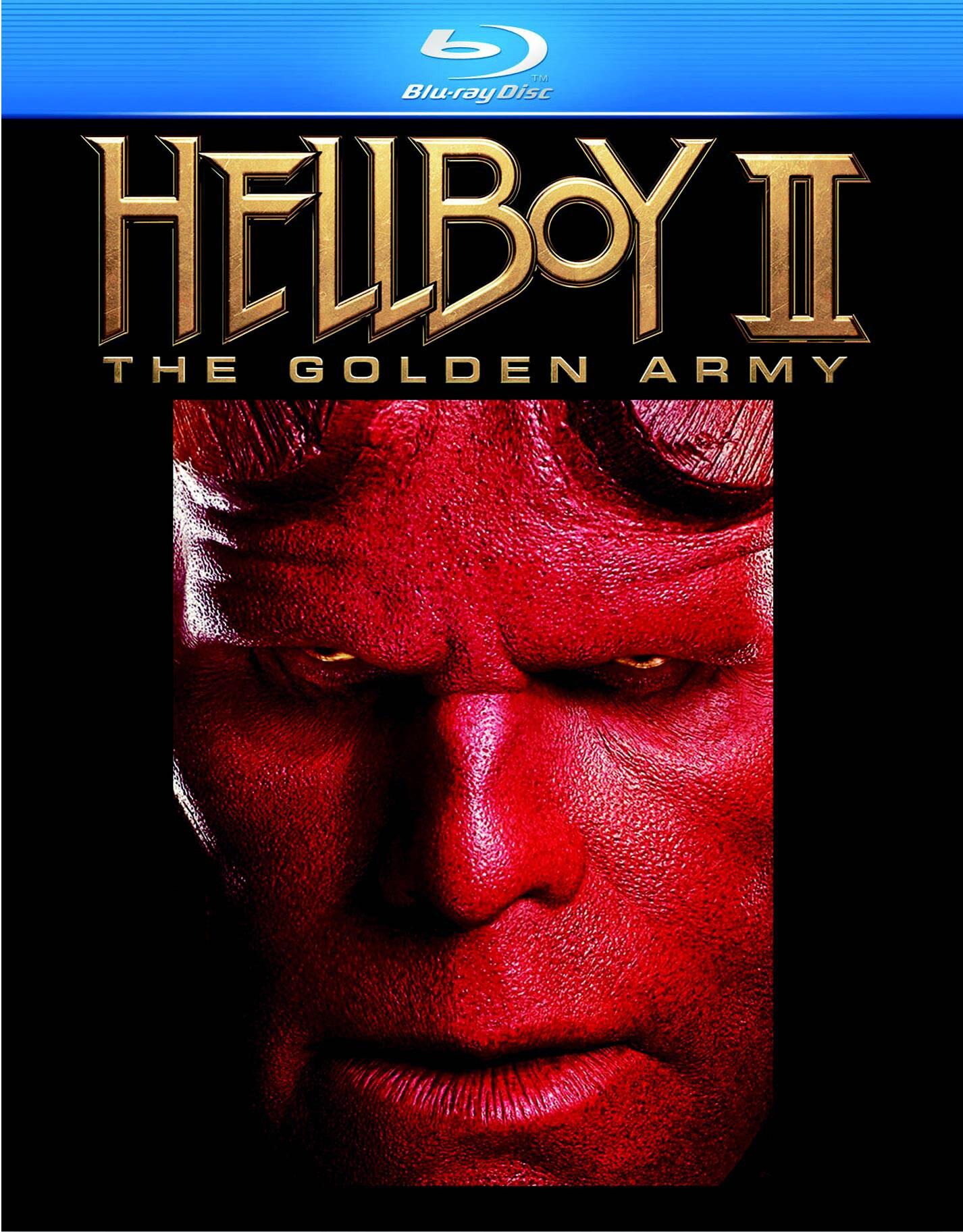 Hellboy II: The Golden Army (Blu-ray Disc)