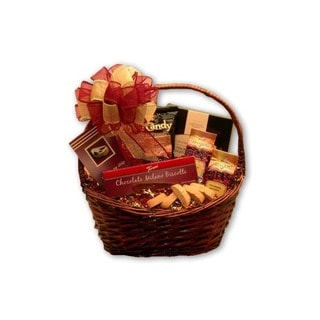 Gourmet Coffee Delights Gift Basket