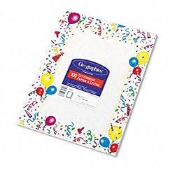 Geographics Design Letterhead (Box of 100 Sheets)