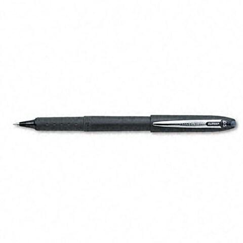 Uni-Ball Roller Grip Black Ink Pen (Pack of 12)