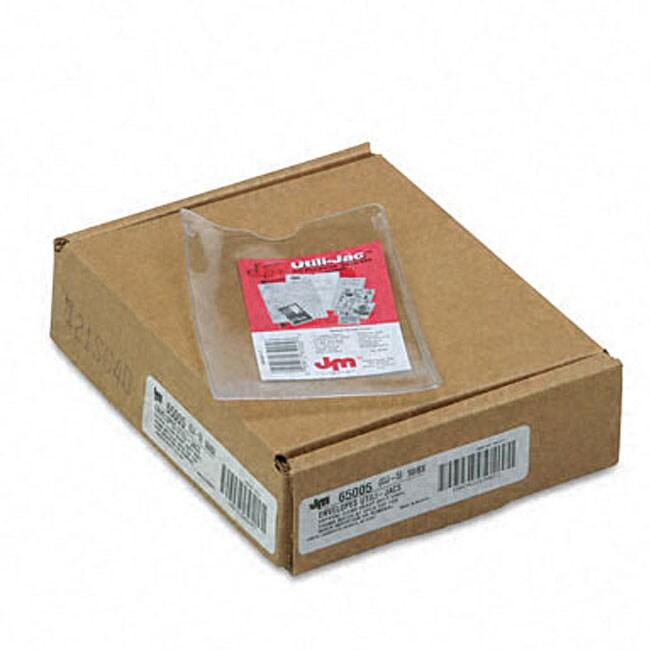 Esselte Utili Jac Vinyl 3x5 Inch Envelopes Pack Of 50