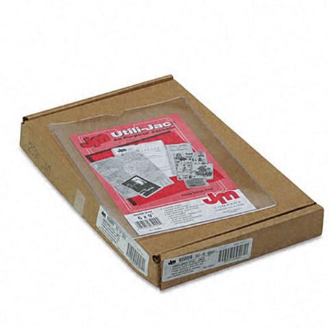 Esselte Utili-Jac Vinyl 6x9-inch Envelopes (Pack of 50)
