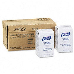 Purell Instant Hand Sanitizer (Pack of 6)