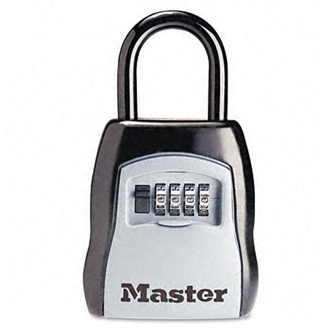 Master Portable Select Access Key Storage Lock