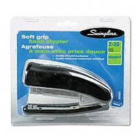 Swingline Soft Grip Half-strip Hand Stapler