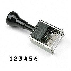 Reiner Multiple Movement Numbering Machine