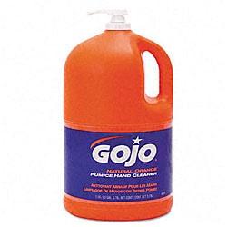 Go-Jo Natural Orange Pumice Hand Cleaner