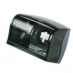 In-Sight Twin Coreless Tissue Dispenser