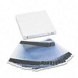 Magnetic Vinyl Shop Ticket Holder (Box of 15)