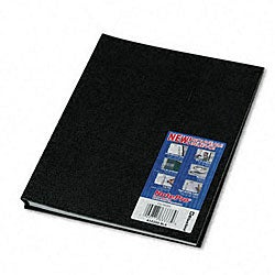 NotePro 200-Page College-Ruled Hardcover Notebook