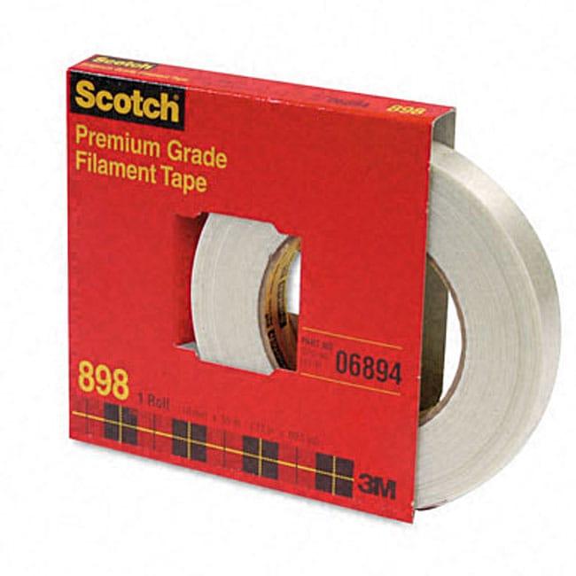 3M Scotch Premium Grade Filament Tape