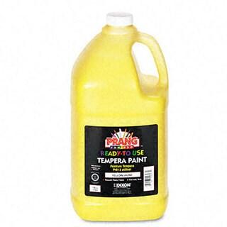 Prang Ready-to-use Yellow Tempera Paint