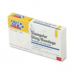First Aid Triangular Bandage (Pack of 10)