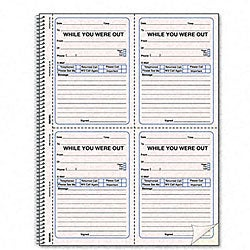 Professional Line Message Book