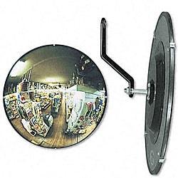 Round Convex 160-degree Security Mirror