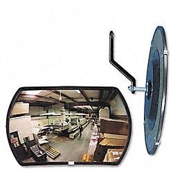 Convex Commercial Grade Security Mirror