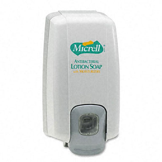 Gojo Micrell Antibacterial Lotion Soap Dispenser (Go-Jo M...