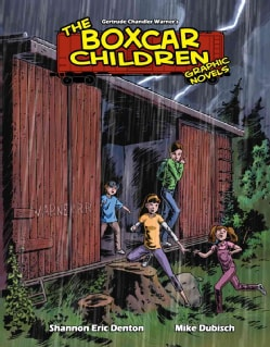 The Boxcar Children (Hardcover)