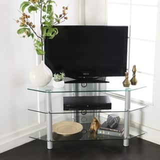 Glass Metal 44-inch Corner TV Stand|https://ak1.ostkcdn.com/images/products/3457037/P11527607.jpg?impolicy=medium