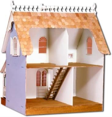 Arthur Dollhouse Kit - Thumbnail 1