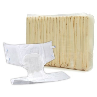 Confidence Disposable Briefs, X-Large (Case of 60)