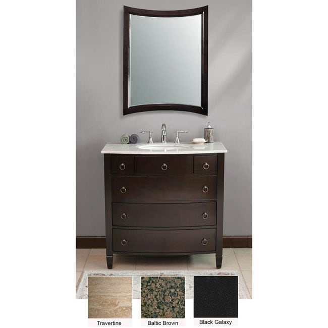 vinson 36 inch single sink bathroom vanity free shipping today
