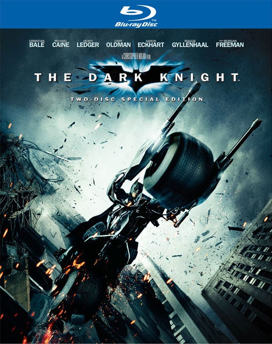 The Dark Knight (Blu-ray Disc)