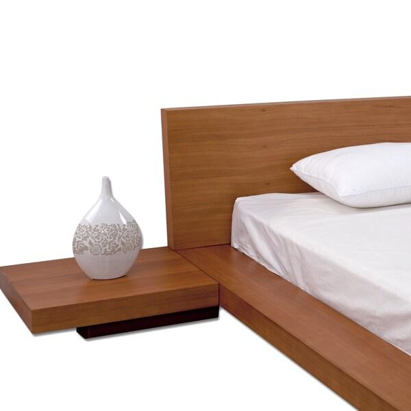 Good Fujian 3 Piece Queen Size Platform Bedroom Set   Free Shipping Today    Overstock.com   11534167