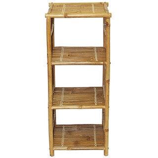 Handmade Bamboo Bookcase (Vietnam)