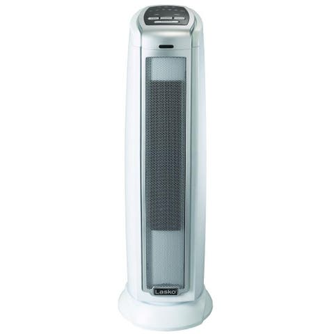 Lasko 5775 Oscillating Ceramic Tower Heater