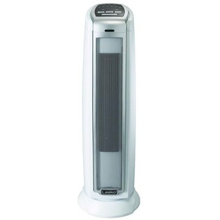 Lasko 5775 Oscillating Ceramic Tower Heater