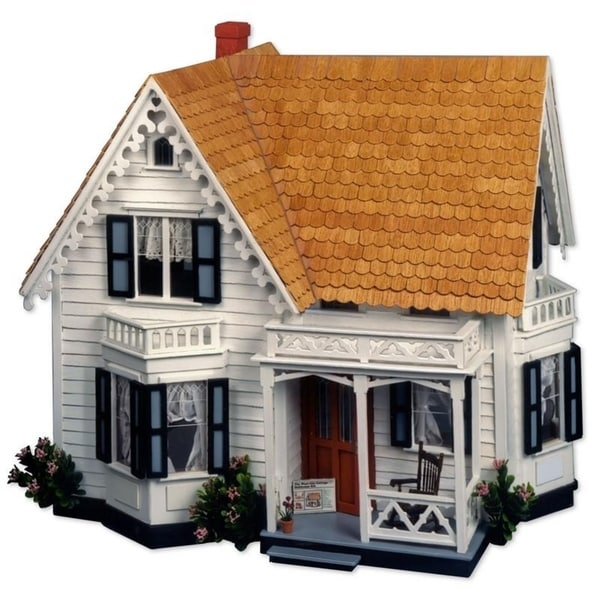 The Westville Dollhouse Kit