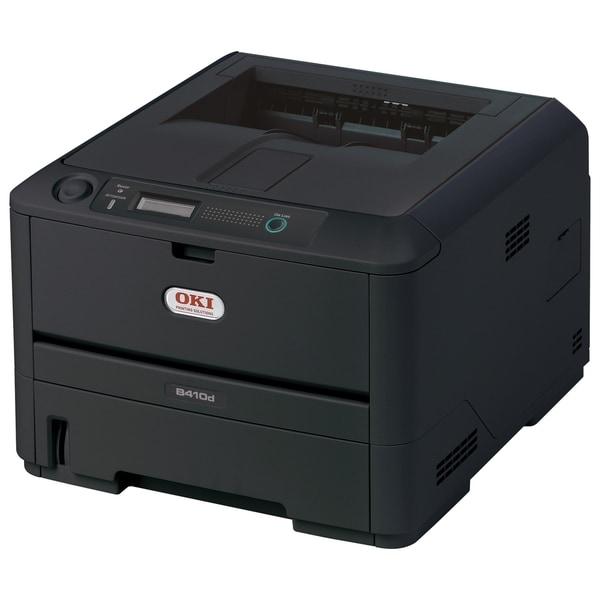 Oki B410D LED Printer
