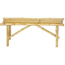 Bamboo Folding Bench (Vietnam)