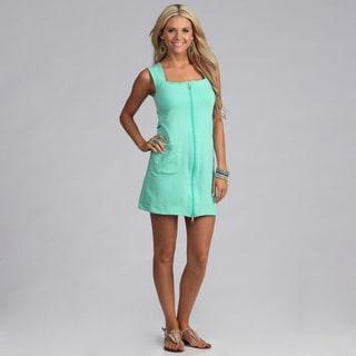 Yogacara Women's Mini Terry Dress