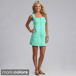 Yogacara Women's Mini Terry Dress