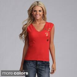 Yogacara Women's Sleeveless Top|https://ak1.ostkcdn.com/images/products/3465290/Yogacara-Womens-Sleeveless-Top-P11536213b.jpg?impolicy=medium