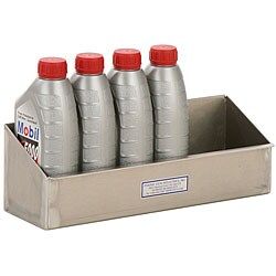 Aluminum 6-quart Storage Shelf