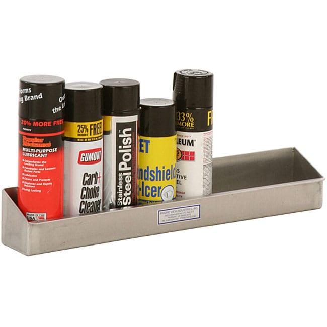Aluminum 8-can Shelf