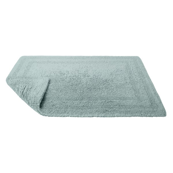 Cotton Reversible Bath Rug (24 x 34)